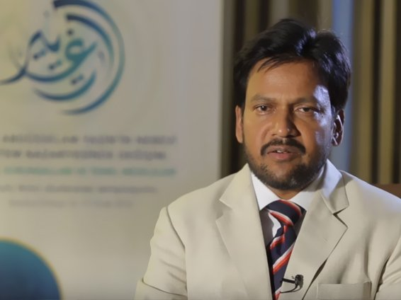 Prof. Dr. Mohd. Sanaullah al-Nadawi – India