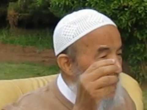 زيارة للأستاذ عبد السلام ياسين- 10 يوليوز 2011