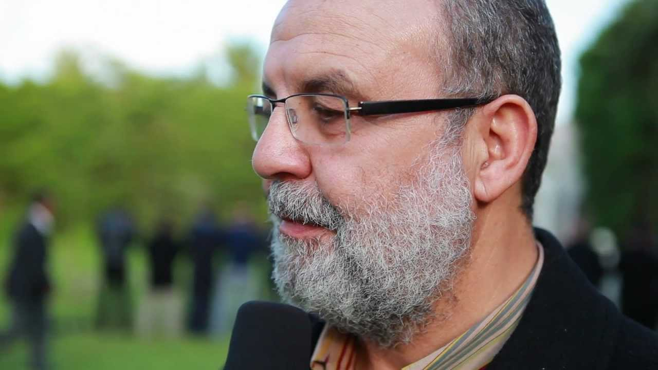 تصريح ذ. الشيباني إثر وفاة الإمام المجدد ياسين ج2