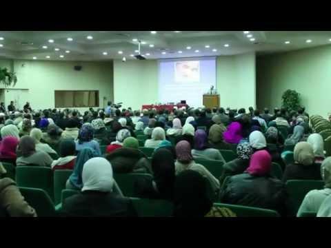 Cerimonia di commemorazione dell'Imam Abdessalam Yassine Milano, 3 Febbraio 2013
