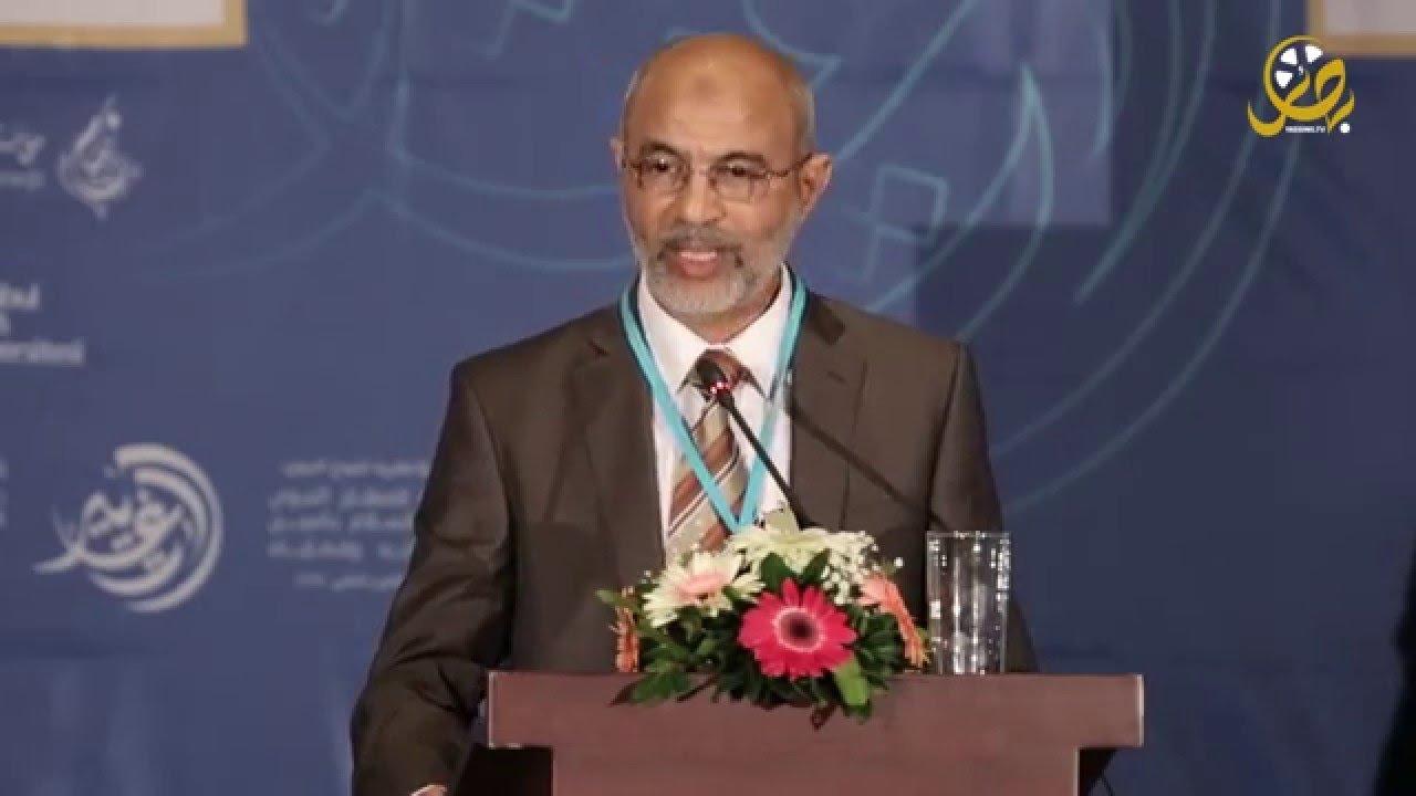 المحاضرة الثانية للدكتور عبد الواحد المتوكل في المؤتمر الدولي في نظرية المنهاج النبوي