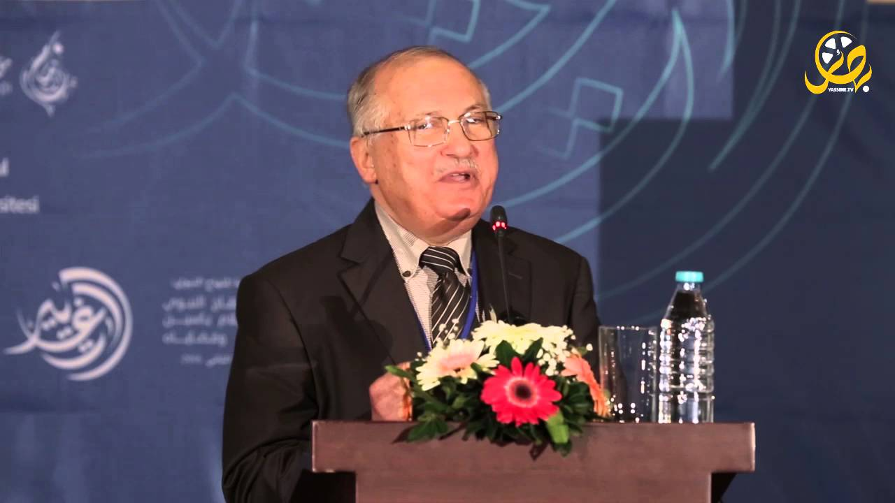 كلمة الدكتور فاتح الراوي في المؤتمر الدولي الثاني في نظرية المنهاج النبوي