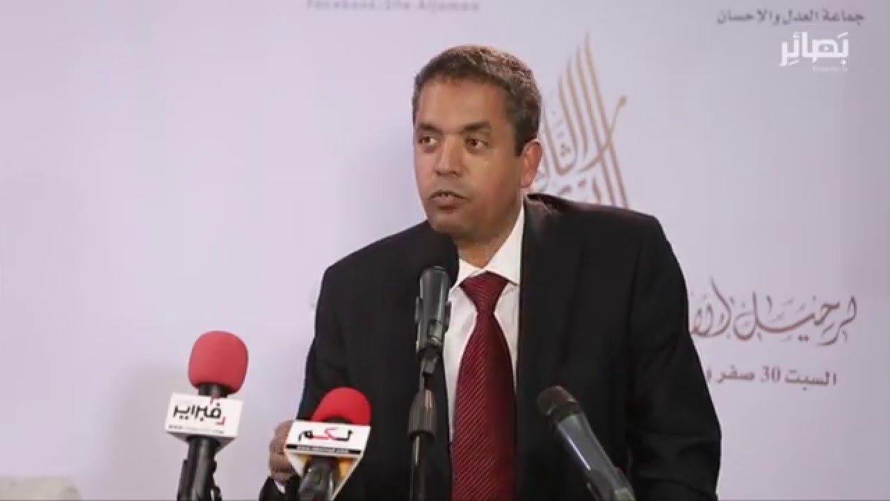 ذ. محمد حفيظ: ينبغي أن نعترف أن النخبة فشلت في التفاعل الإيجابي مع الحراك العربي