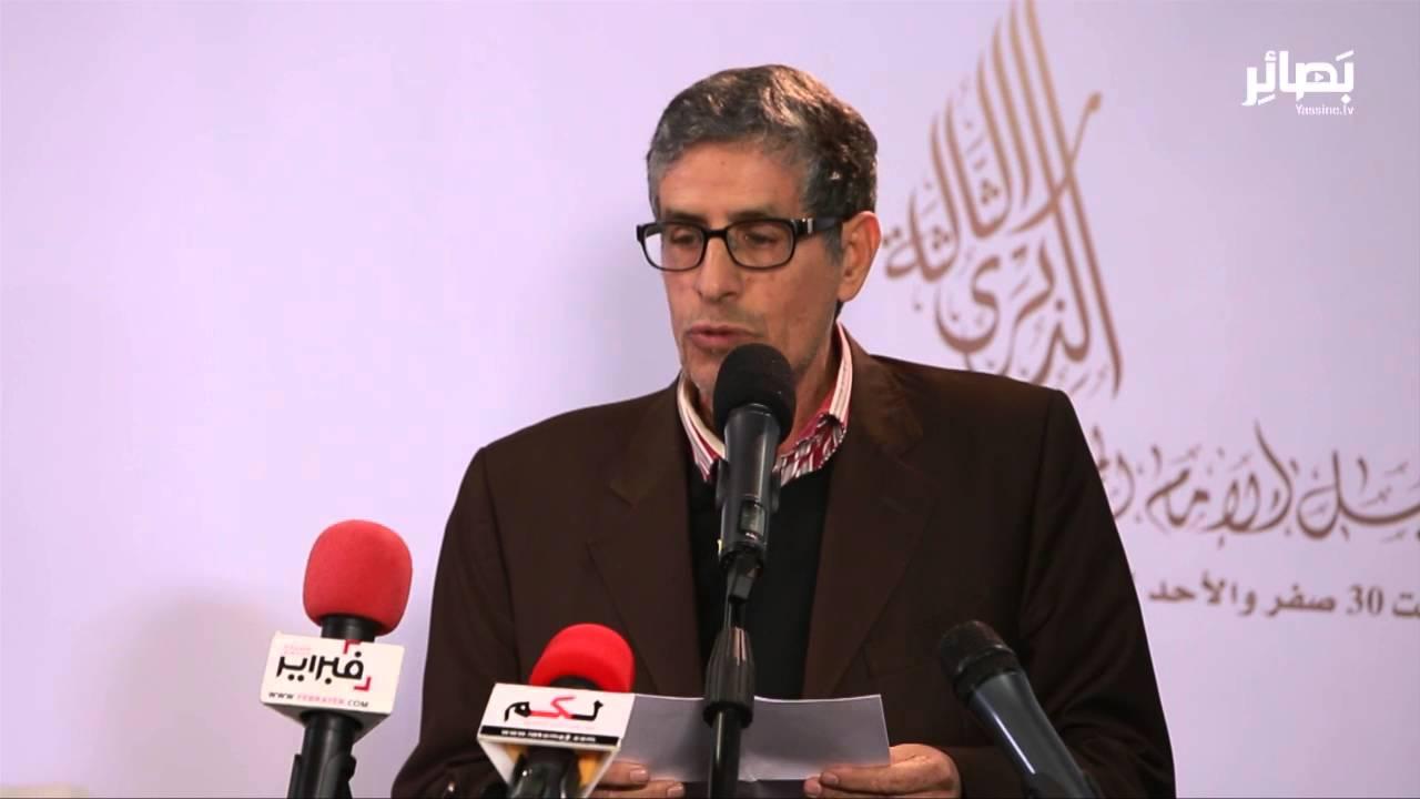 عبد الله الحريف: لا يمكن الفصل بين الواقع الذي نعيشه عما يعرفه العالم من تطورات