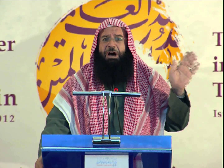 كلمة الشيخ مروح موسى نصار، عضو مؤسس لهيئة علماء فلسطين بالخارج، في الحفل الختامي للمؤتمر