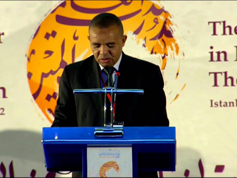 د.عبد القادر آيت الغازي: الوحي وفقه التاريخ عند الأستاذ عبد السلام ياسين
