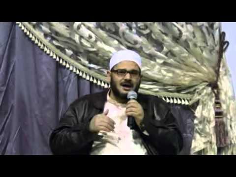 شهادة د.رضا شطا في حفل تأبين الإمام بنيوجيرزي16فبراير2013