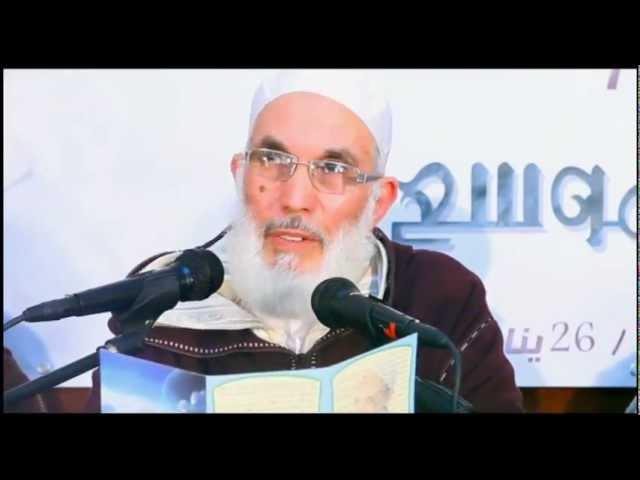 الأمين العام يتحدث عن وصية الإمام المجدد