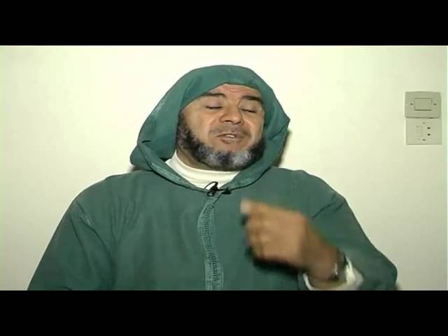 تعزية الشيخ النهاري في وفاة الإمام عبد السلام ياسين