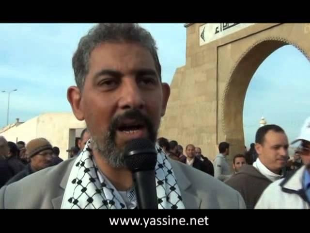 تصريح عبد الصمد فتحي حول وفاة الإمام المجدد ياسين