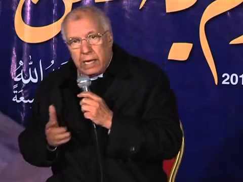 تصريح ذ. مولاي محمد الخليفة في تأبين الإمام المجدد