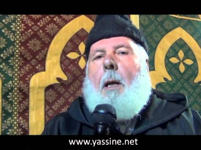 تصريح عالم مغربي حول وفاة الإمام المجدد ياسين