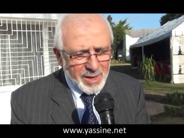 تصريح ذ. أحمد الراوي حول وفاة الإمام المجدد ياسين