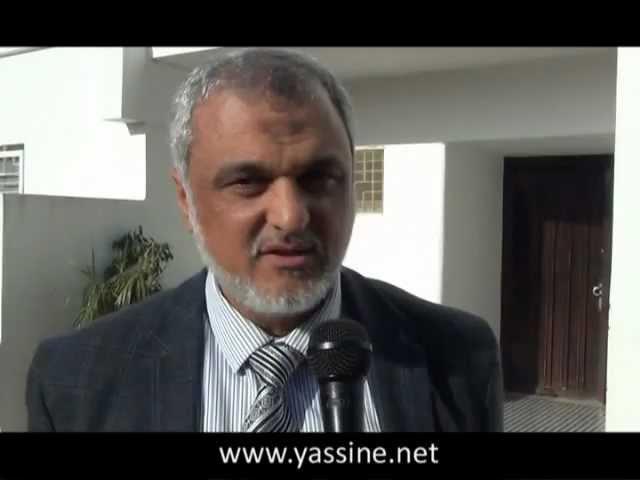 تصريح ذ. شكيب بنمخلوف حول وفاة الإمام المجدد ياسين