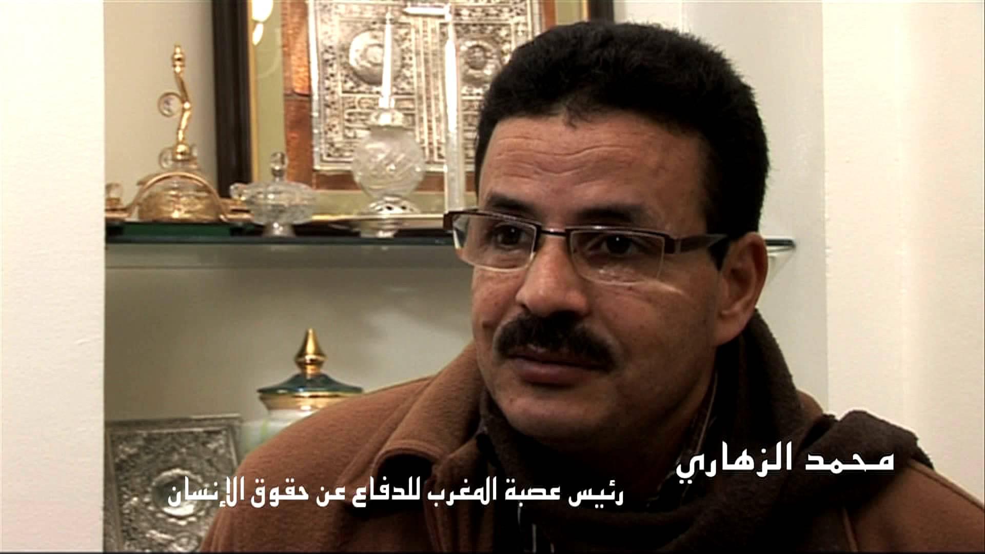 تصريح ذ.محمد الزهاري إثر وفاة الإمام المجدد ياسين