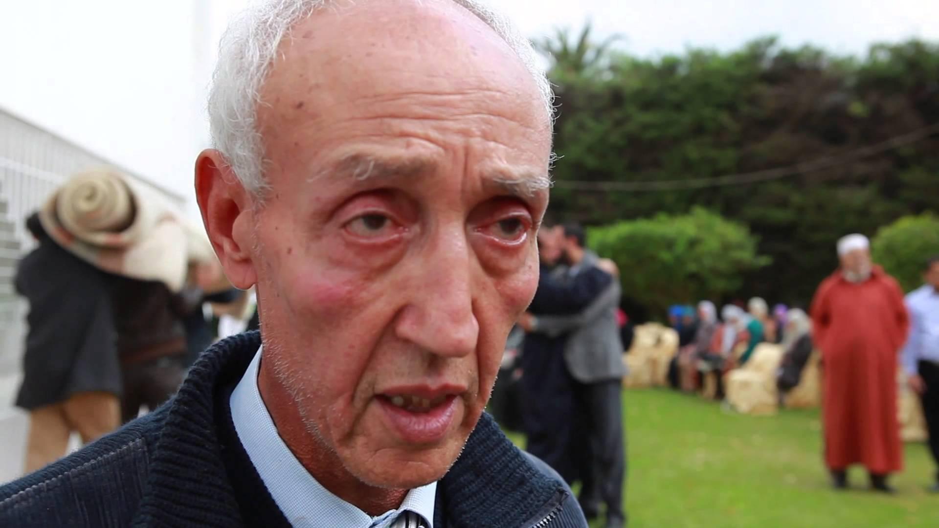 تصريح ذ. أحمد الدغرني إثر وفاة الإمام المجدد ياسين