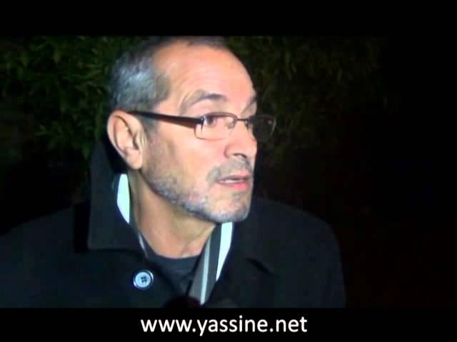 تصريح ابو بكر الجامعي حول وفاة الإمام المجدد ياسين