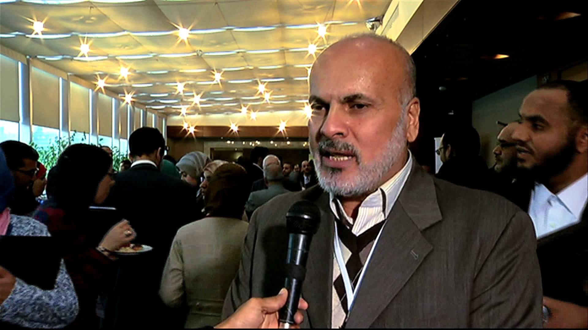 قالوا عن المؤتمر – ذ. زياد أبو زيد