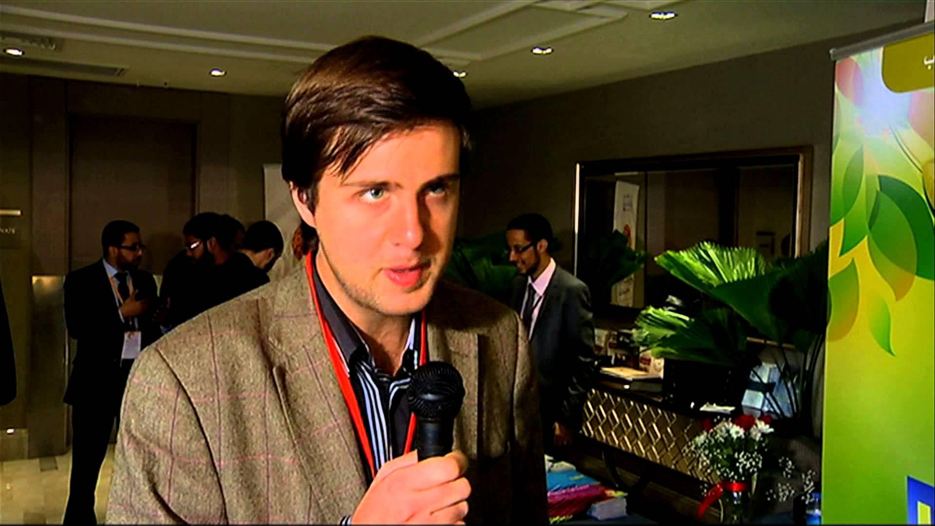 قالوا عن المؤتمر – ذ. ميخائيلو يعقوبوفيتش