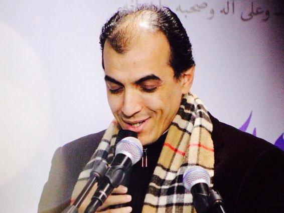 """رشيد غلام: أُنَاجِي طَيْفَهُ """"الذكرى الثالثة لرحيل الإمام"""""""