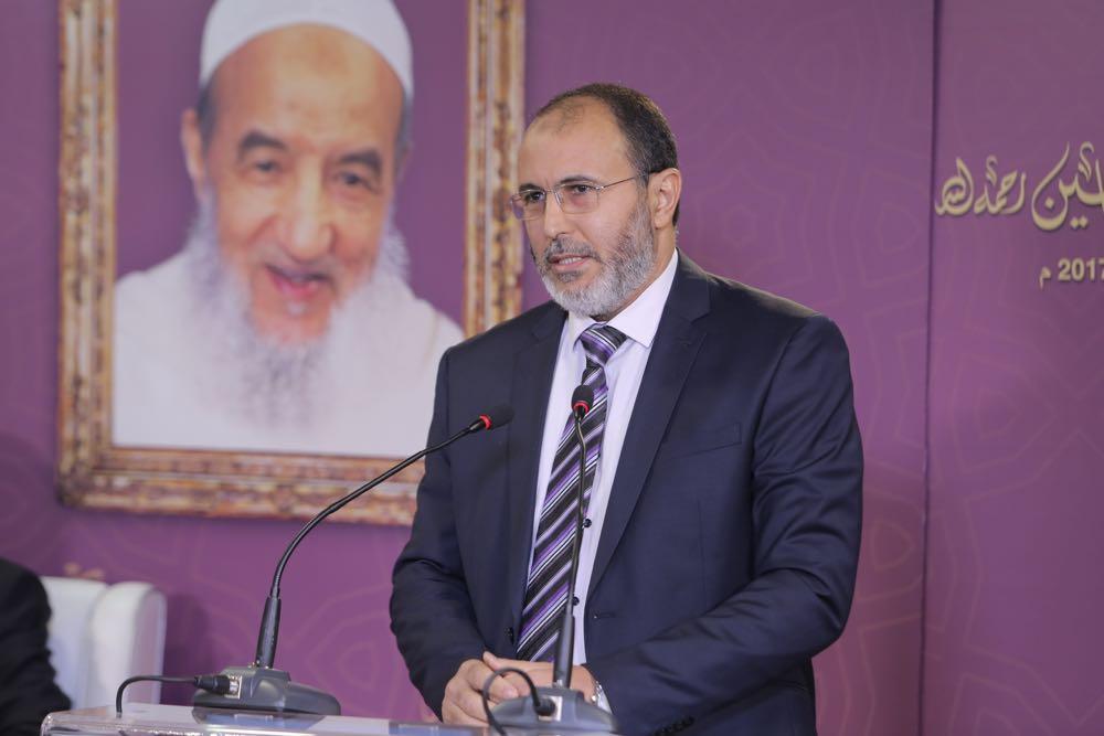 ذ. حمداوي: الإمام بدأ بالعلم التنظيري بسنوات عدة قبل العمل الحركي