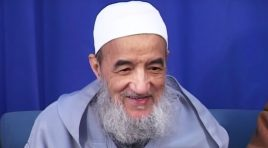 وخذ بيدي فإنّي مستجير | الإمام عبد السّلام ياسين